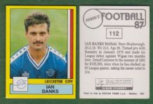 Leicester City Ian Banks 112